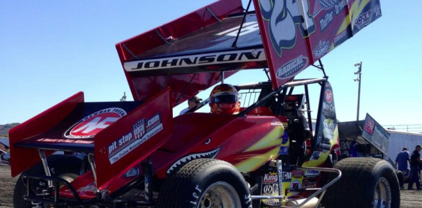 Chase Johnson focuses on transferring to Cal Poly for mechanical engineering when not driving Outlaw Sprint Cars.