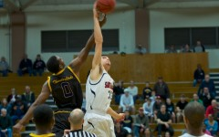 Bear Cub men's basketball edge out Merritt in over-time victory