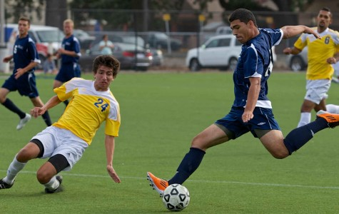 Men's soccer bounces back to win two straight