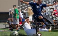 Men's Soccer lose 1-0 against Delta College Sept. 26