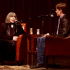 """Authors Anne Rice and Christopher Rice speaking about their latest books """"Prince Lestat"""" and """"The Vines,"""" respectively."""
