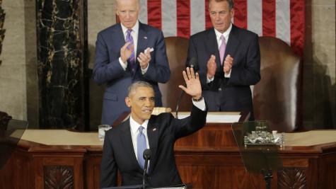 Obama's bold State of the Union address