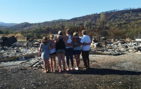 Valley Fire hits close to home