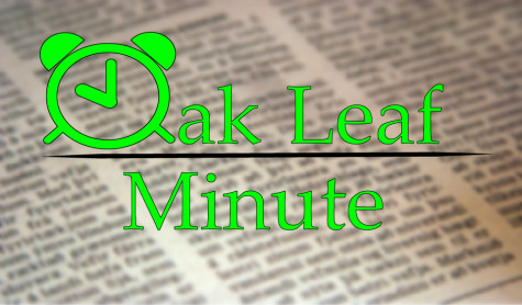 Oak Leaf Minute (10:1:15)