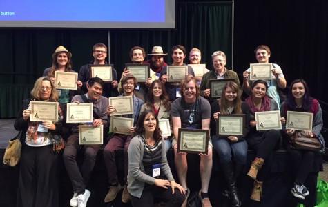 Oak Leaf's sweet 16: Student newspaper wins 16 JACC awards