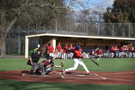 In full swing: SRJC baseball team starts season 4-1