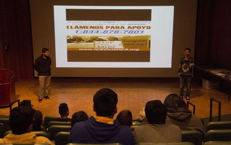 Know your rights: Undocumented Student Union members explain immigration laws