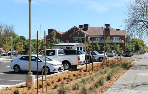 New SRJC parking lot now open