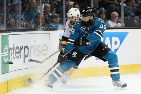Sharks Playoff Report: Predators' big guns take over game three, sink Sharks 4-1