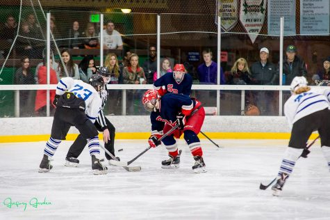 Ready for Success: SRJC ice hockey prepares for several changes in inaugural Division II season