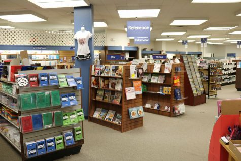 Lost in debt: Campus bookstore may outsource to retail giants to offset deficit