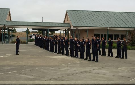 Firefighter academy students remember 9/11