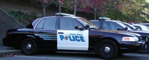 Police seek suspect near campus: Sexual assault at Mendocino and Ridgeway