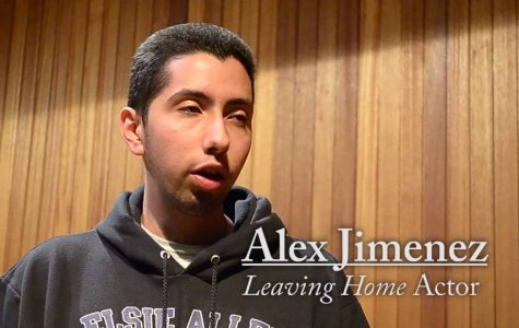 "Leaving Home: SRJC's first ""home-grown"" play"