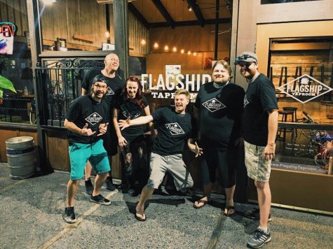 Former students open Flagship Taproom in Cotati