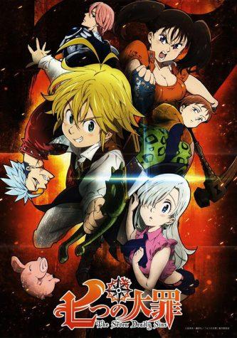 Netflix's Original Anime: Seven Deadly Sins Review