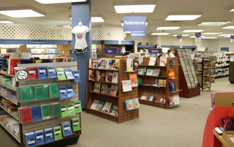 International corporation takes over SRJC bookstores
