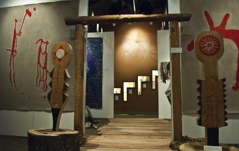 Scandinavian rock art on display at SRJC Museum