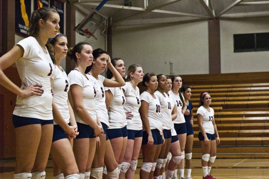 The Santa Rosa Junior College volleyball team continues its early success by winning its second conference game in a row, 3-0, over Diablo Valley College on Sept. 22 in Santa Rosa.