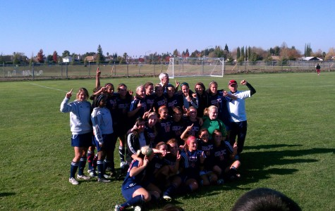 Women's soccer team wins State Championship in game for the ages