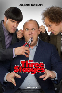 """Stooges"" misses more than it hits"