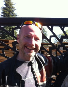 New Faculty: Mark Ferguson