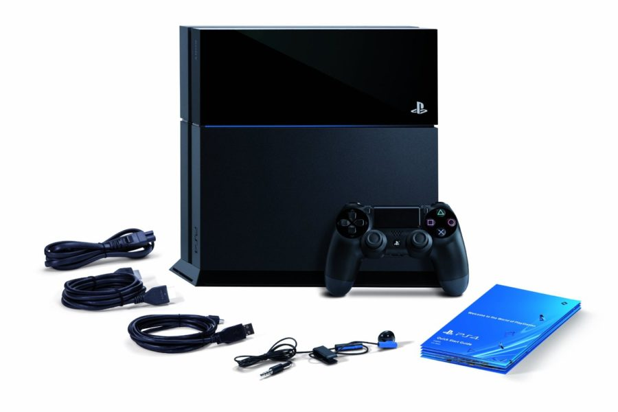 PS4 launch starts off the next generation of gaming consoles with its clever sleek design and stunning new graphics.