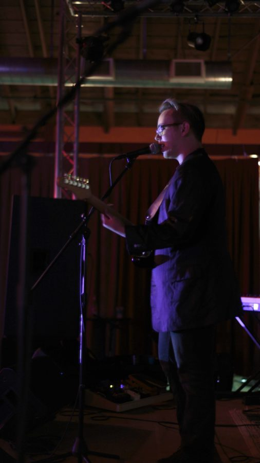 Jackson Rosenfeld performs at a CD release party for his new album Life With Oxygen Sept. 11at 755 After Dark in Sebastopol.