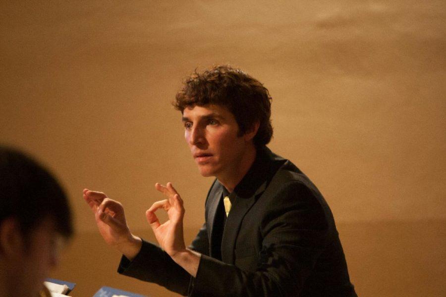New faculty - Jerome Fleg, Music