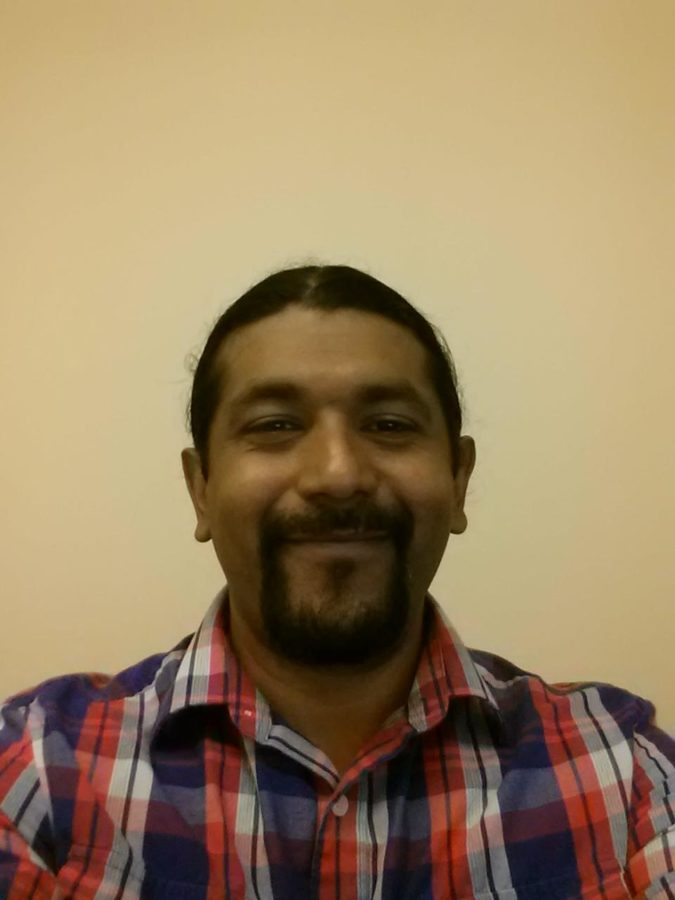 New faculty - Guillermo Garcia, Student Counselor
