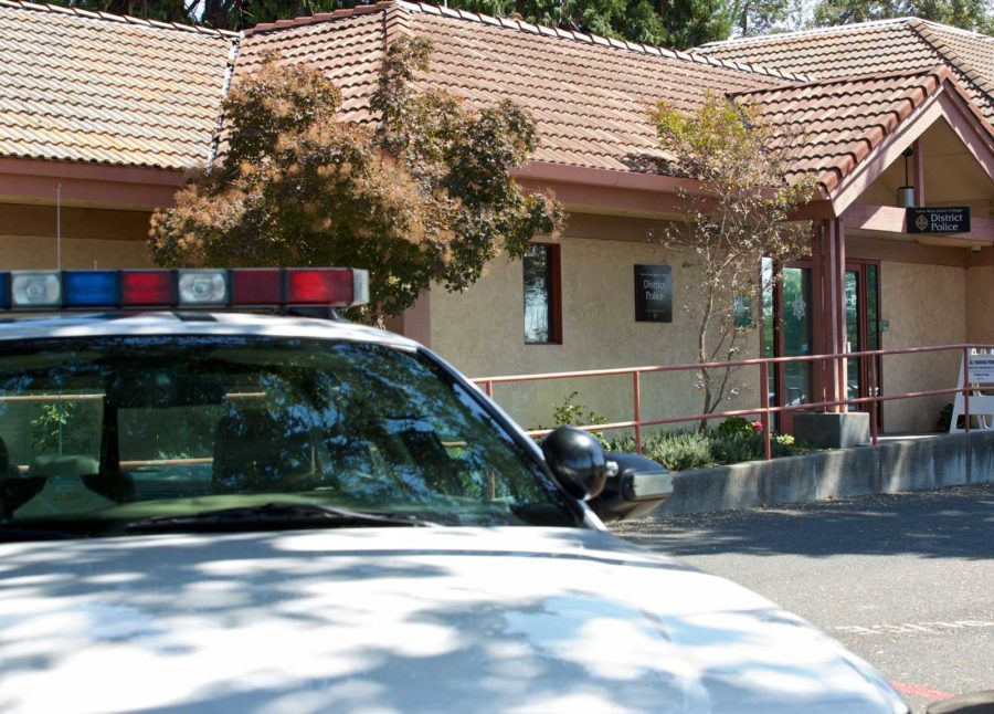 Officers arrested tranisent, Robert Thresh, 56, in the Burbank Circle area of the Santa Rosa campus.