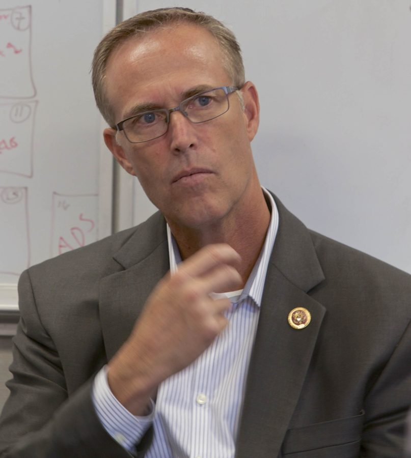 Jared Huffman: Incumbent Congressman 2nd District