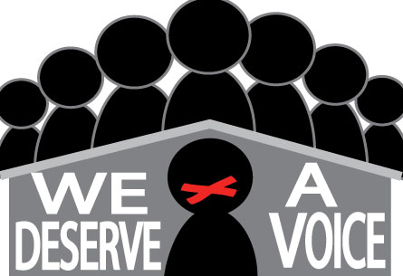 Editorial Oct. 27: Students deserve a voice