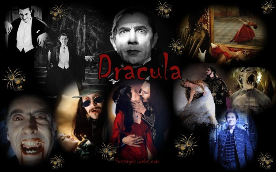 The many faces of Dracula: the lord of vampires has been represented throughout many different mediums over time.