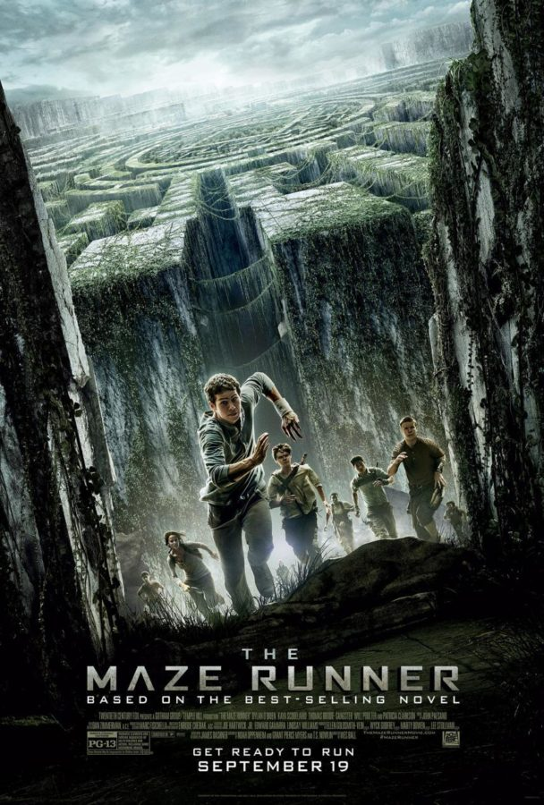 """Thomas and the other teens are running for their lives to figure out the secrets of the labyrinth in """"The Maze Runner."""""""