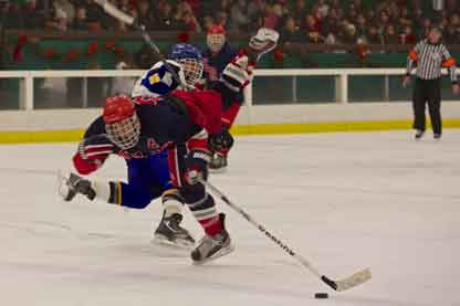 SRJC hockey semester finale