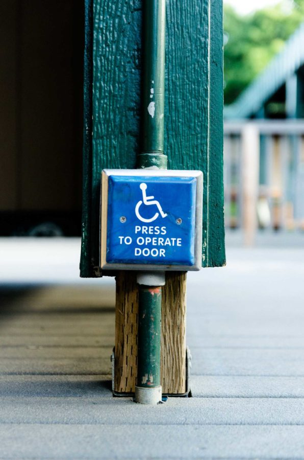 When accessibility buttons break down, wheelchair users are inconvenienced.