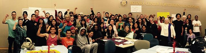 Members+from+Black+Student+Union%2C+M.E.Ch.A.%2C+Dreamers%2C+Polynesian+Nation%2C+Native+American+Student+Council+and+other+SRJC+students+gather+for+a+multicultural+dinner+in+the+Center+for+Student+Leadership.