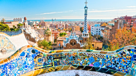 Barcelona, Spain, is a vibrant city full of life that students have the opportunity of living in for 13 weeks through the SRJC Study Abroad program this fall.