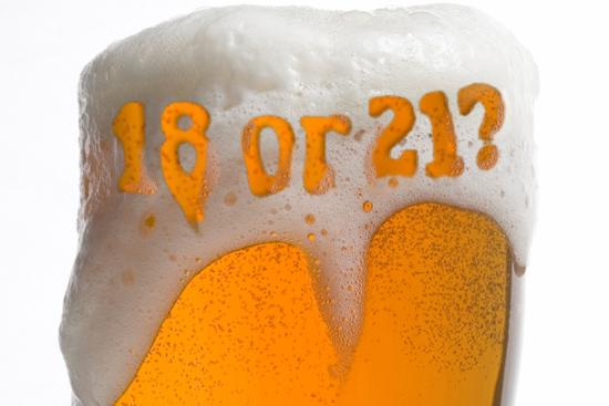 the debate over the legal drinking age in the united states Did you ever wonder why the legal drinking age in the united states is 21 this article will explain the reasons behind this alcohol-related law.