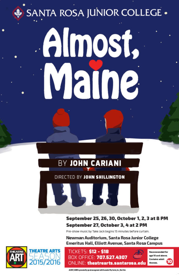 Almost Maine, almost perfect