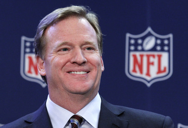 Goodell may see his run as commissioner end as a result of poor decisions.
