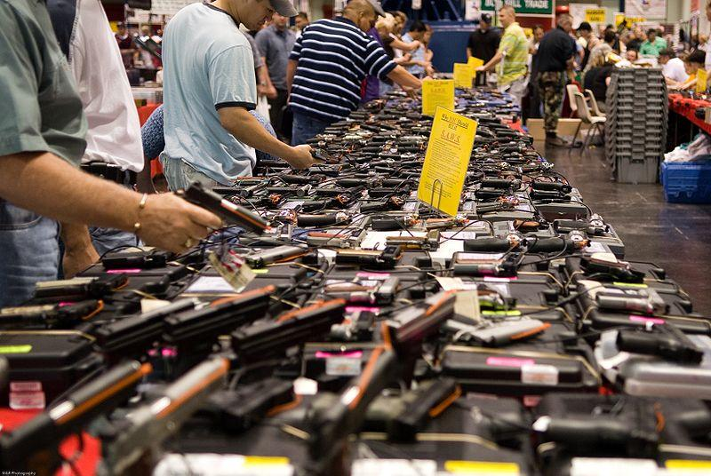Despite recent shootings, American's relationship with guns seems unchanged.