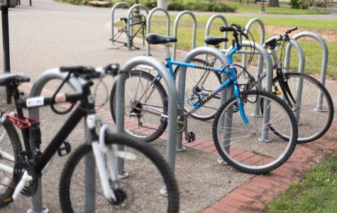 Campus bike thefts