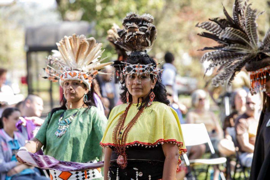 SRJC Celebrates Indigenous Peoples Day