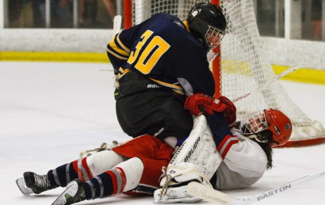 Throwdown on the ice: SRJC hockey players weigh fighting in beloved sport