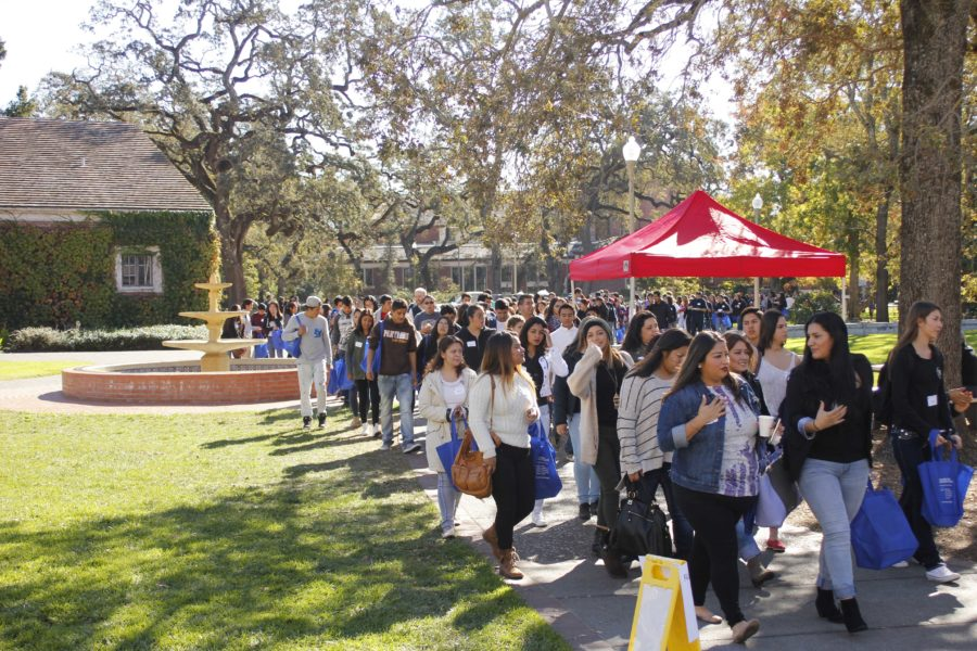 Health organizations reach out to college and high school students.