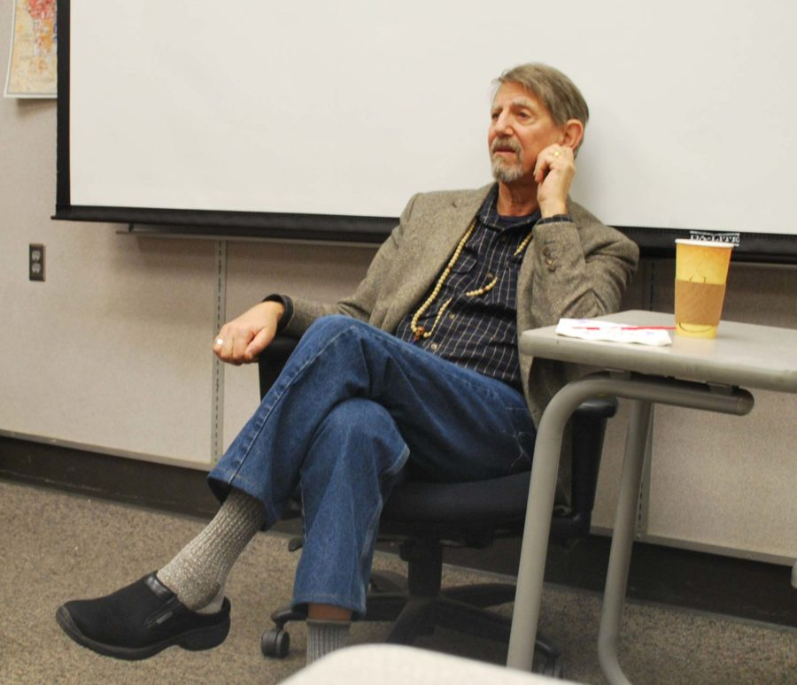 Peter Coyote Et