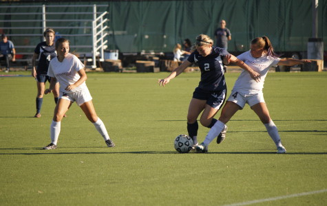 The end of perfection: women's soccer team ends historic season with playoff loss