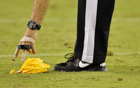 Blind and Inconsistent: NFL officiating hits new low